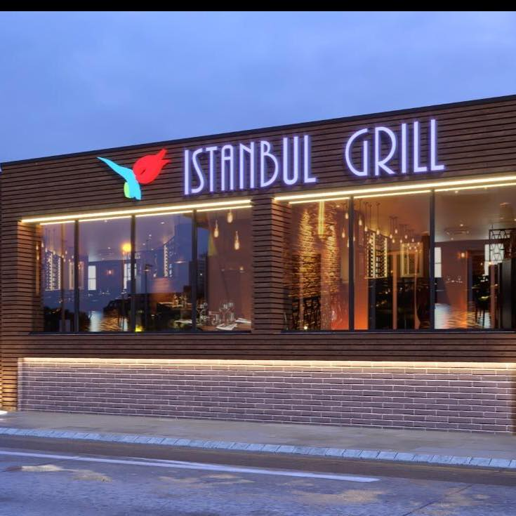 Istanbul Grill Online orders